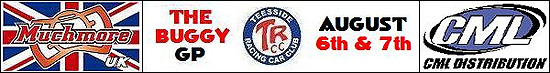 MuchMore UK Buggy GP - Aug 6th & 7th - Teeside Racing Car Club